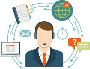 Call Center Agent Outsourcing Service